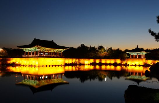 gyeongju between past and present
