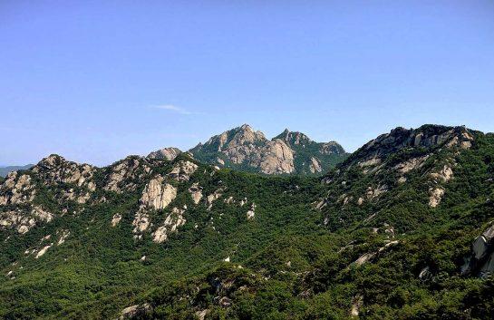 bukhansan hiking