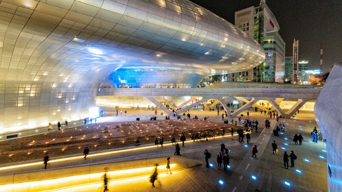 things to see in seoul ddp