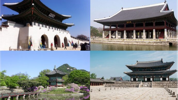 things to see in seoul gyeongbokgung palace