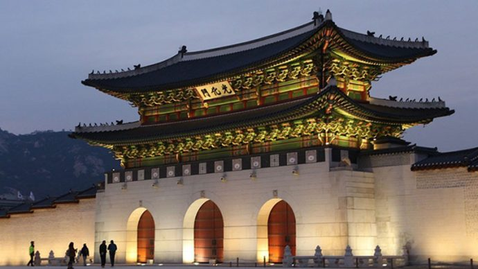 10 reasons to visit south korea gyeongbokgung palace