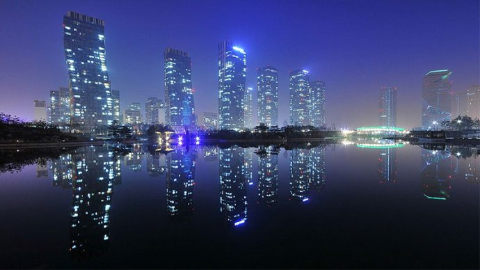 10 Most Beautiful Places in Korea songdo