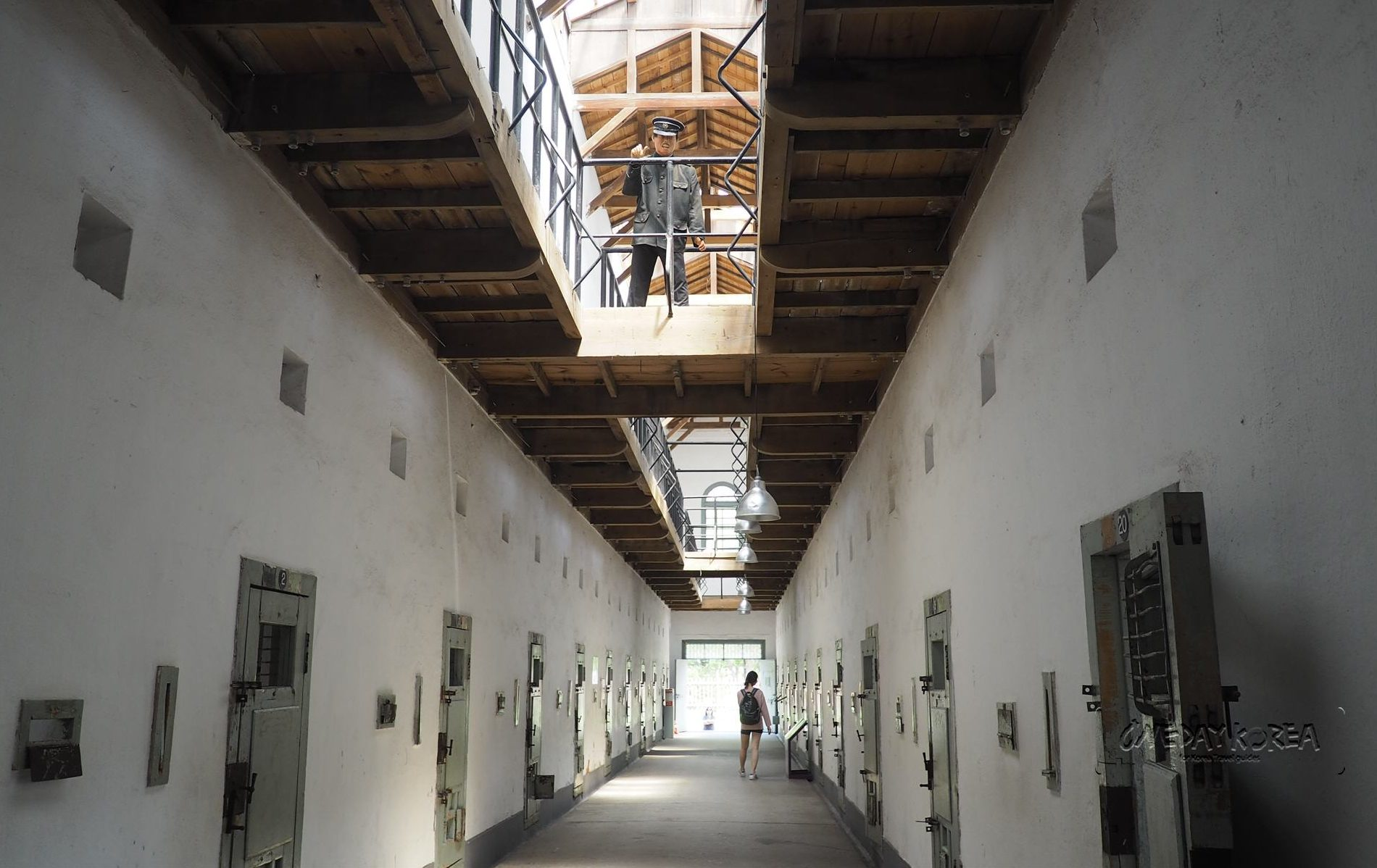 Seodaemun Prison History Hall 6 Onedaykorea Travel Blog