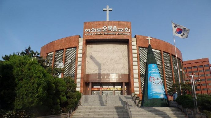 10 things you can only do in korea church