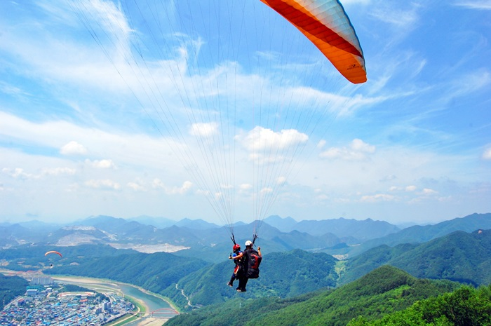 The Ultimate Guide to Paragliding in Korea