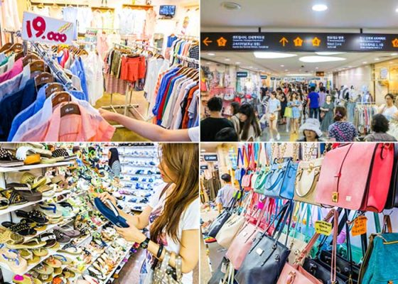 Seoul on a Rainy Day: Shop till you drop in the affordable Goto Mall