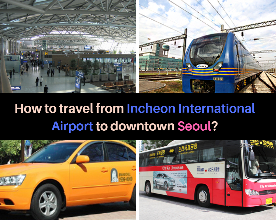 how to travel in seoul
