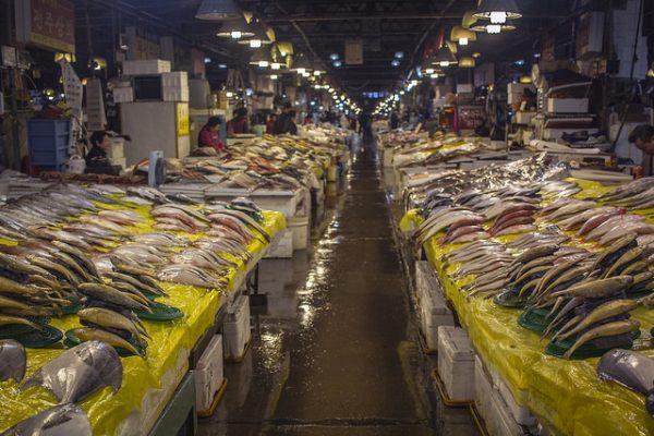 Noryangjin Fishmarket