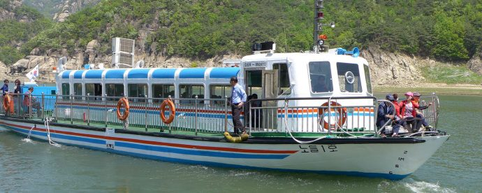 danyang cruise korea private tours